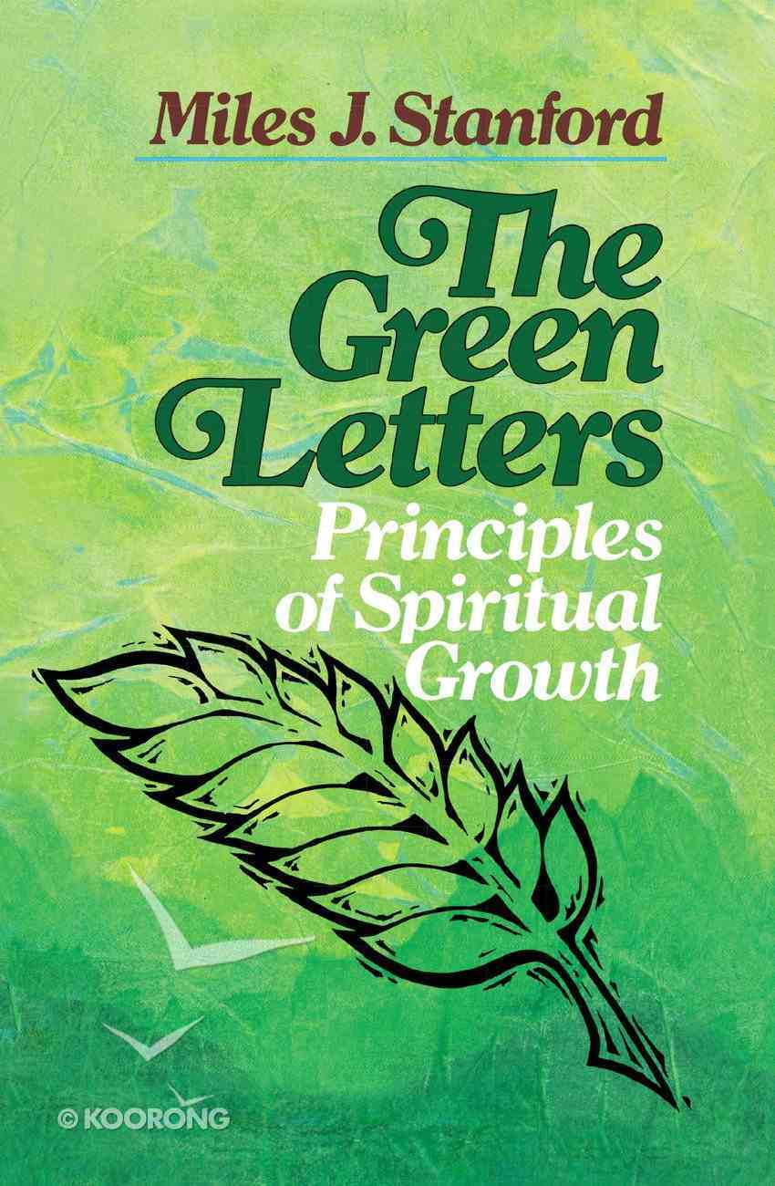 The Green Letters Paperback