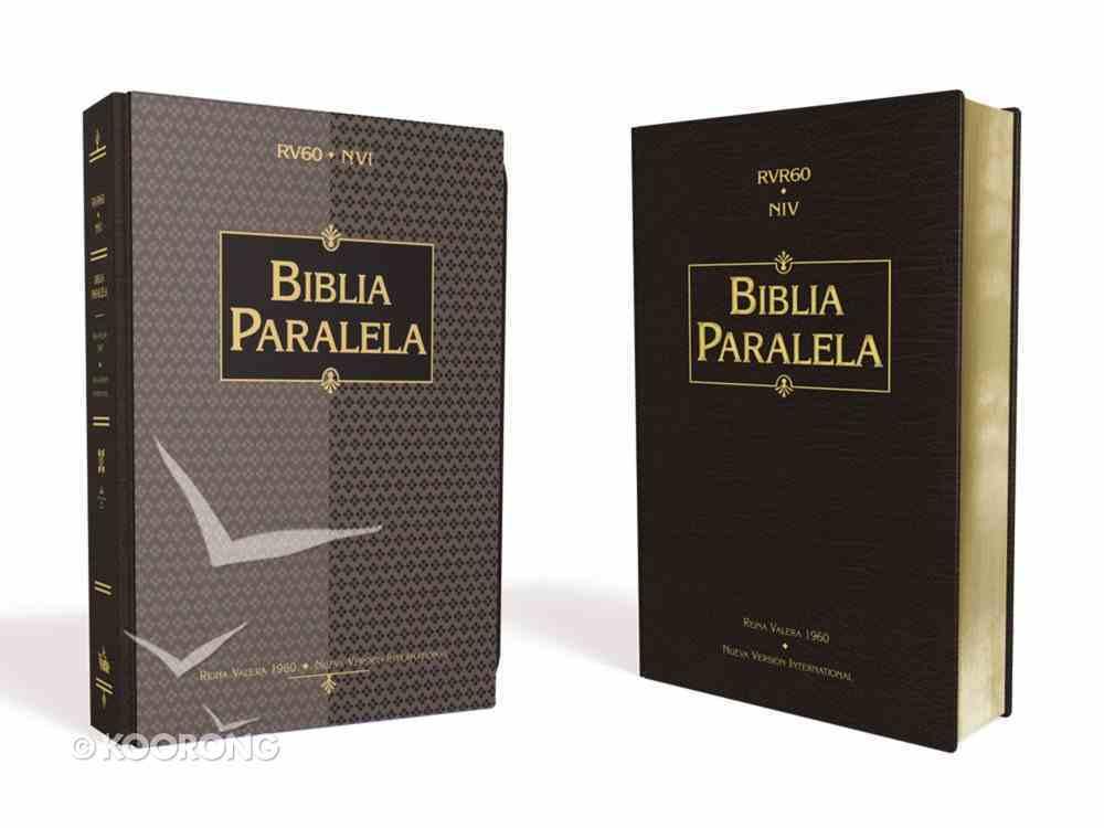 Rvr60/Nvi Biblia Paralela (Parallel Bible) Hardback