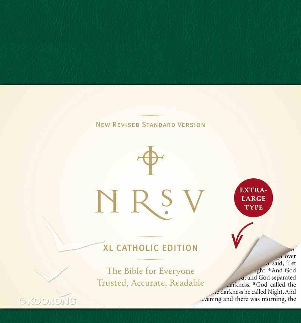 NRSV Extra Large Catholic Edition Imitation Leather