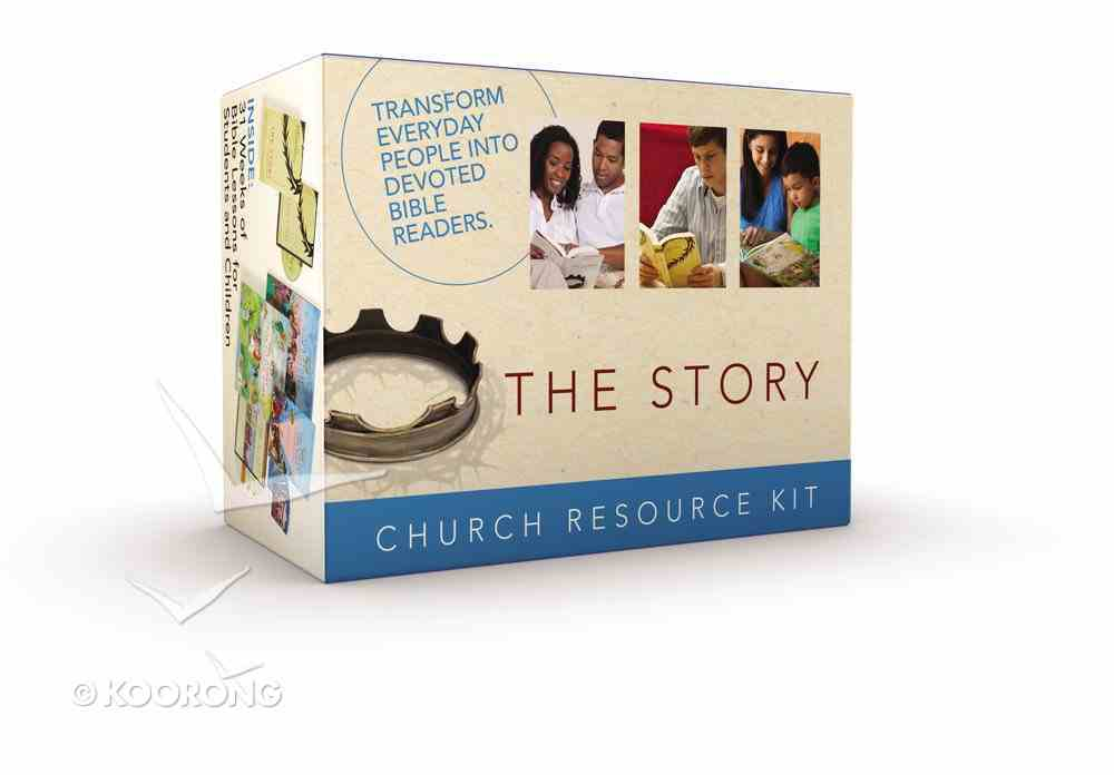 The Story (Church Campaign Kit) (The Story Series) Pack