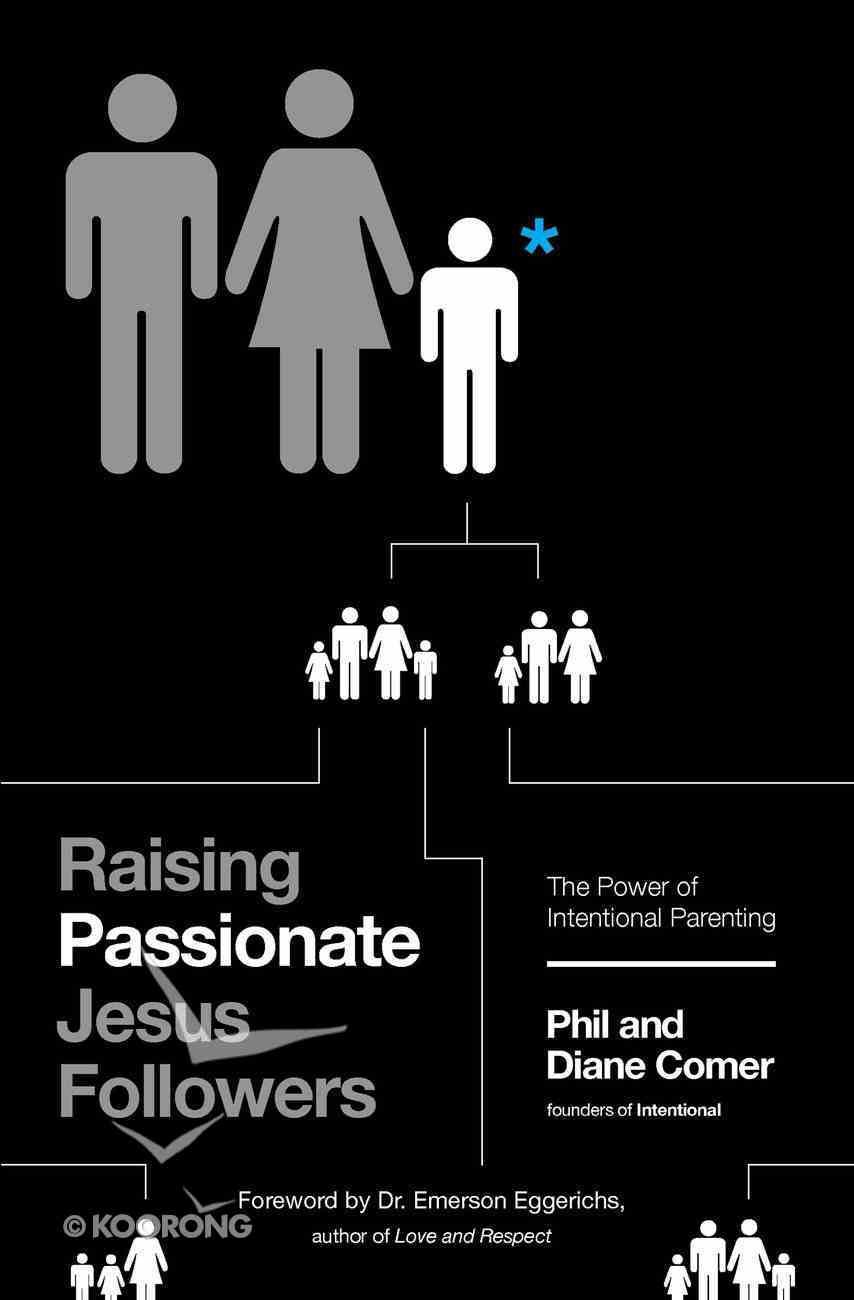 Raising Passionate Jesus Followers: The Power of Intentional Parenting Paperback