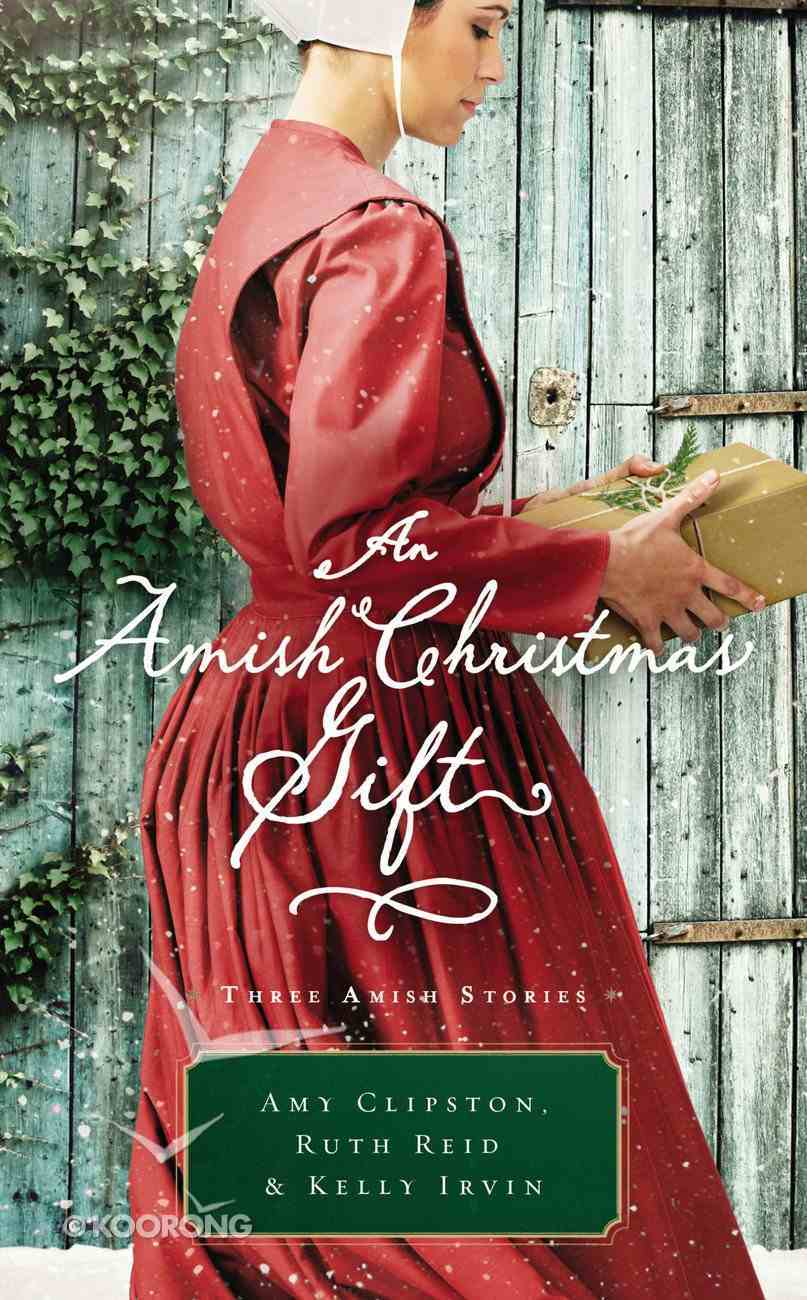 An Amish Christmas Gift: An Naomi's Gift Mass Market