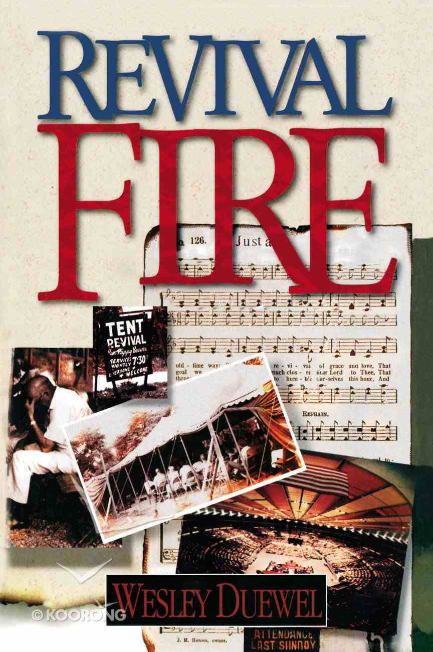 Revival Fire Paperback