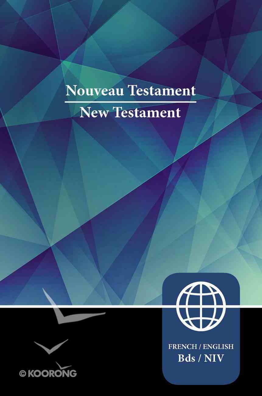 Semeur/Niv French/English Bilingual New Testament (Black Letter Edition) Paperback