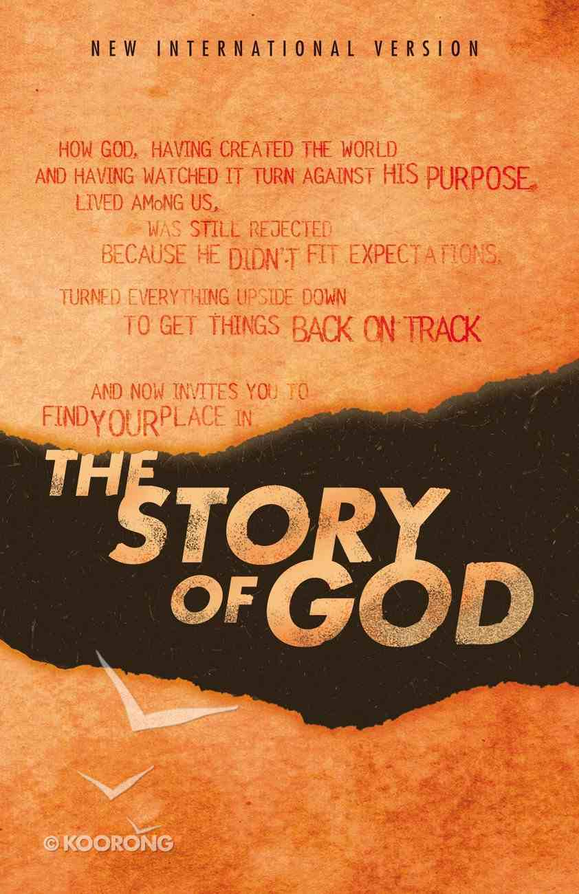 The NIV Story of God Paperback