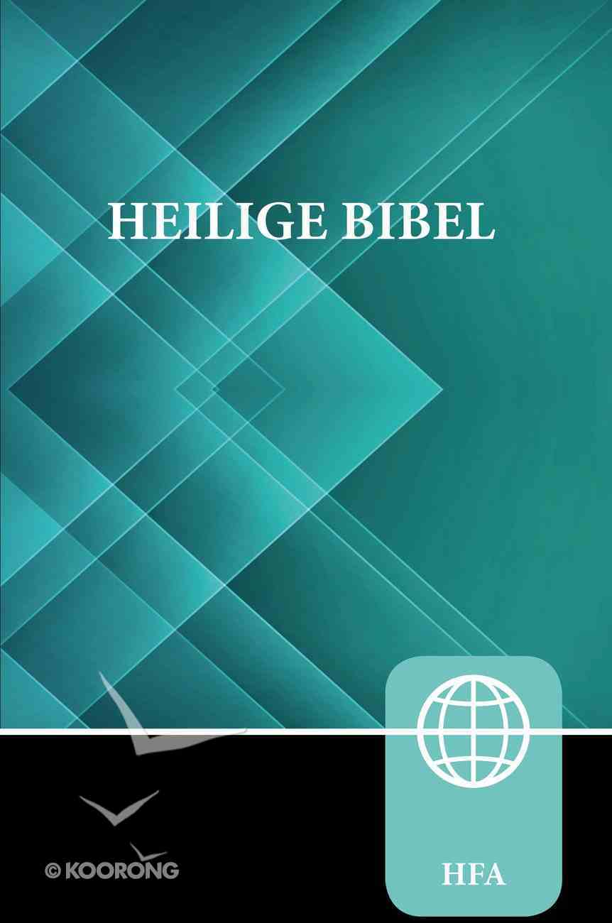 Hoffnung Fur Alle German Outreach Bible Paperback