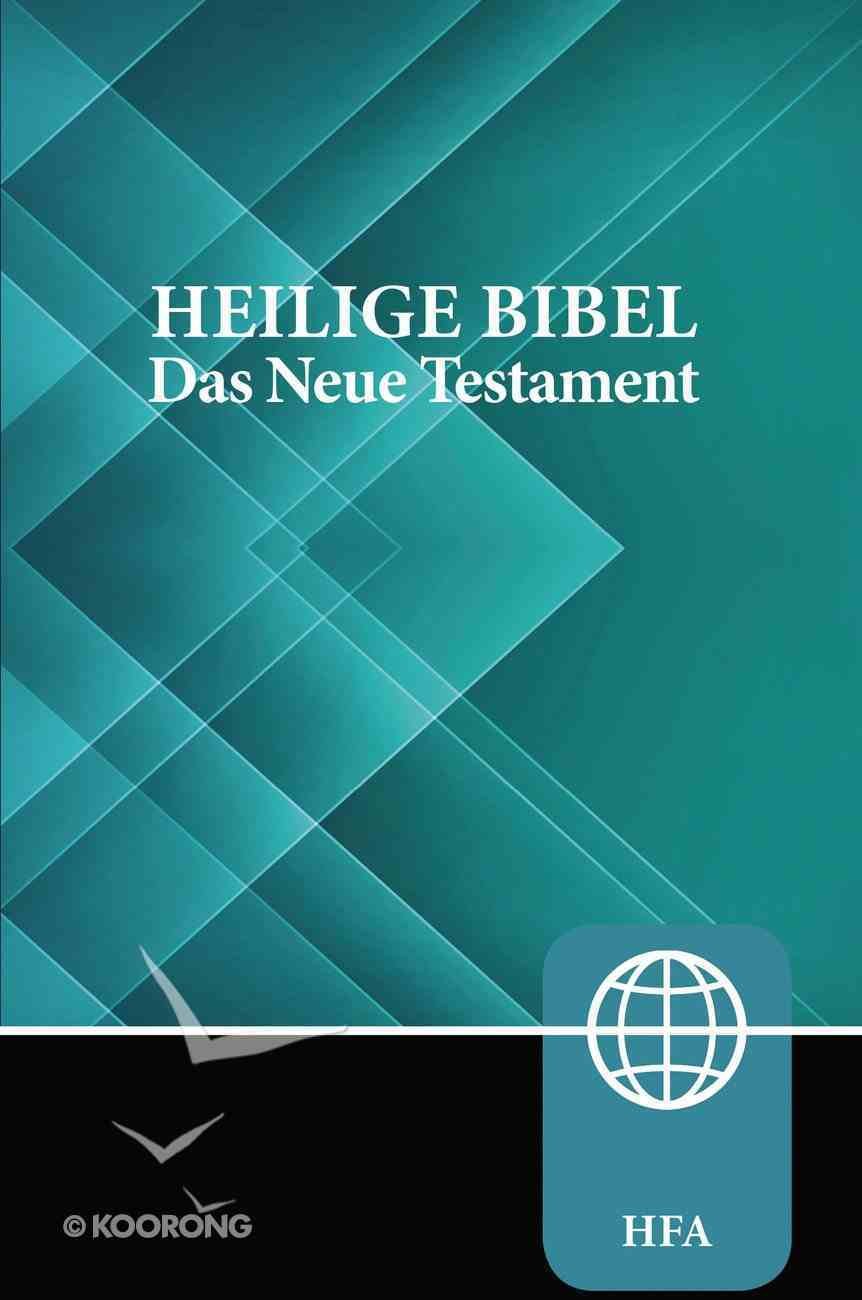 Hoffnung Fur Alle German New Testament Paperback