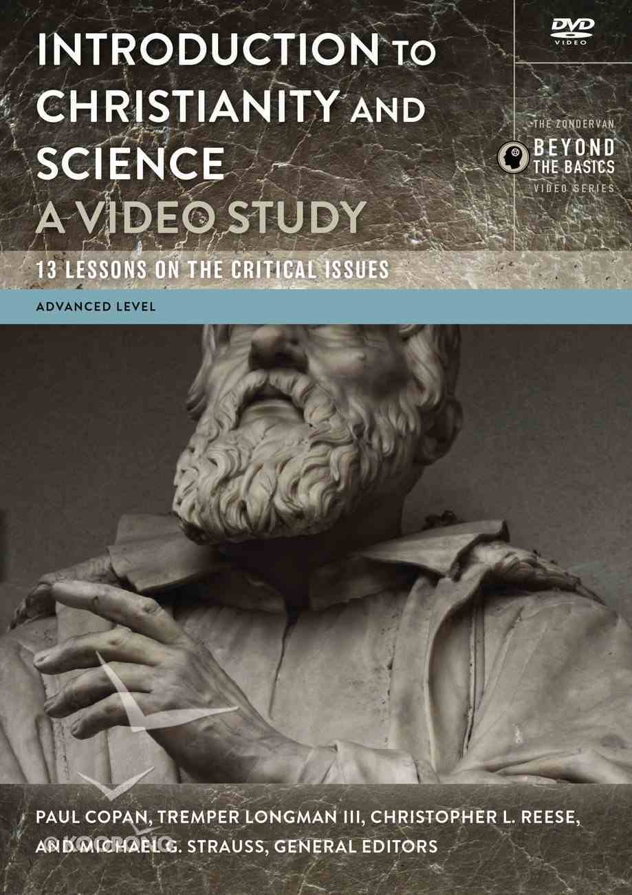 Introduction to Christianity and Science: 14 Lessons on the Critical Issues (Video Lectures) DVD