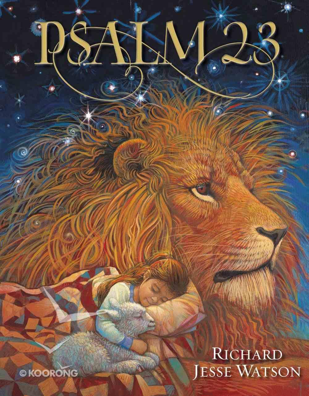 Psalm 23 Hardback