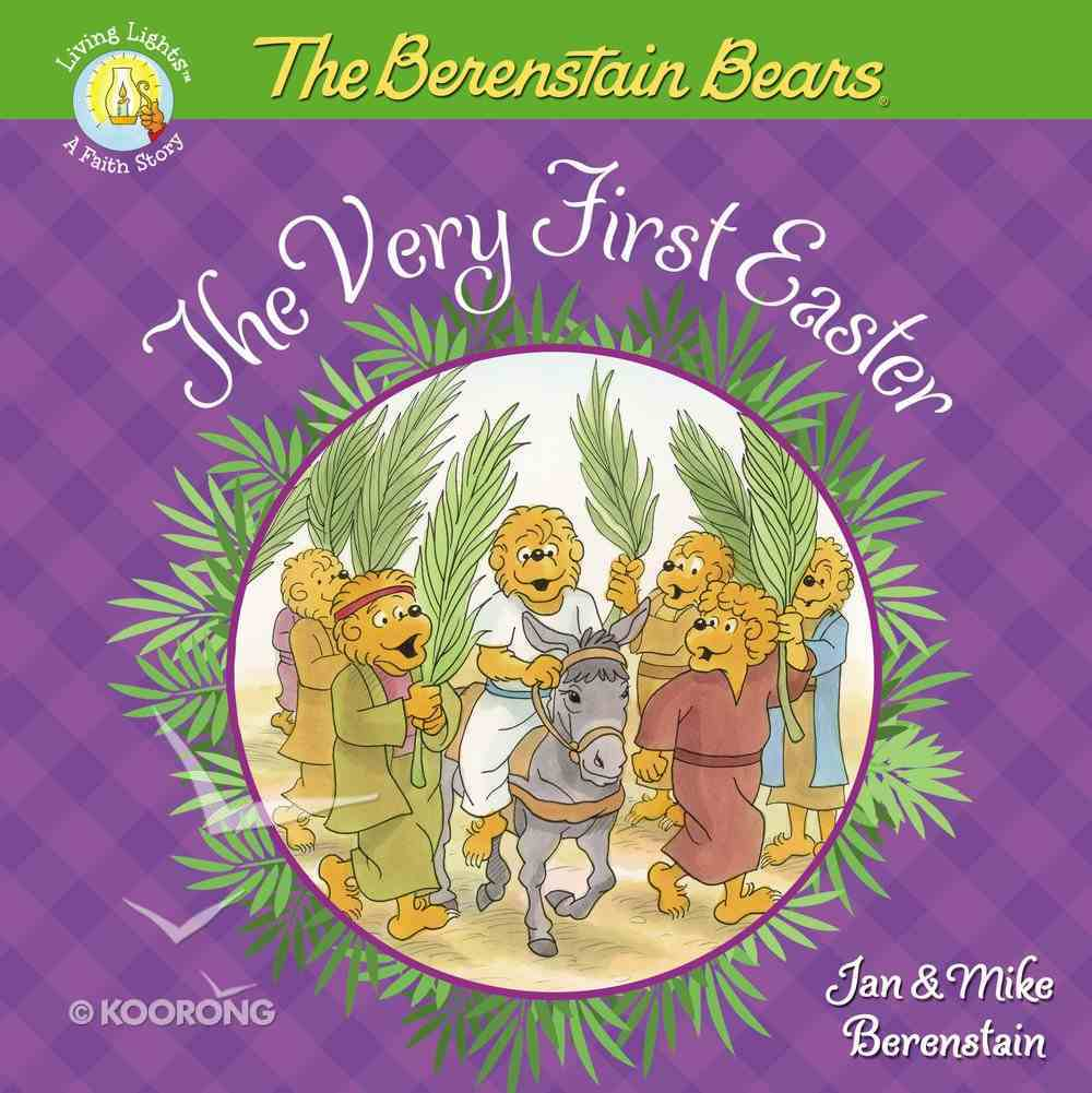 The Very First Easter (The Berenstain Bears Series) Paperback