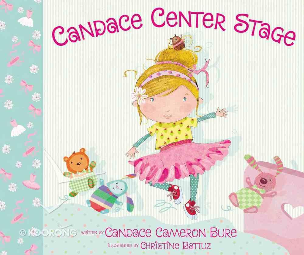 Candace Center Stage Hardback