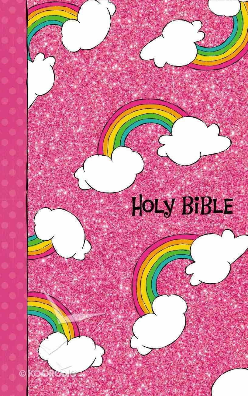 NIV God's Rainbow Holy Bible (Black Letter Edition) Hardback