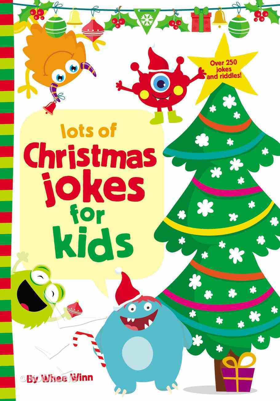 Lots of Christmas Jokes For Kids Paperback