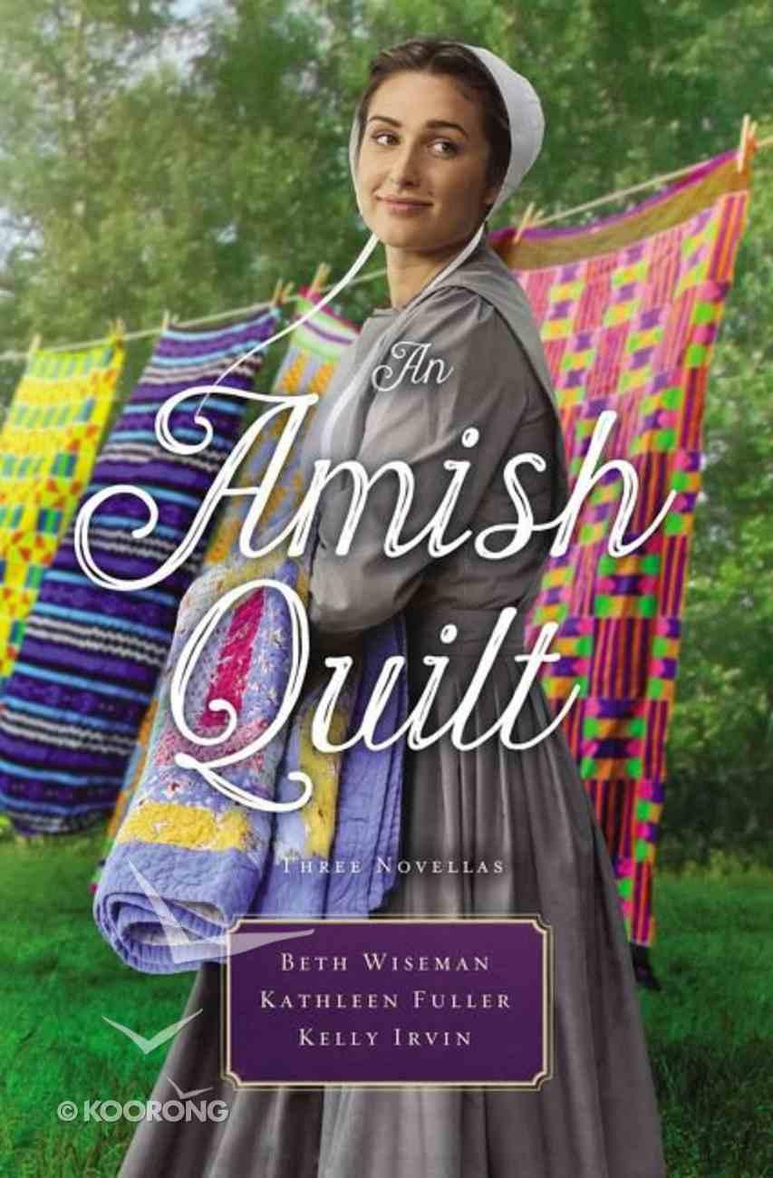 An Amish Quilt Mass Market