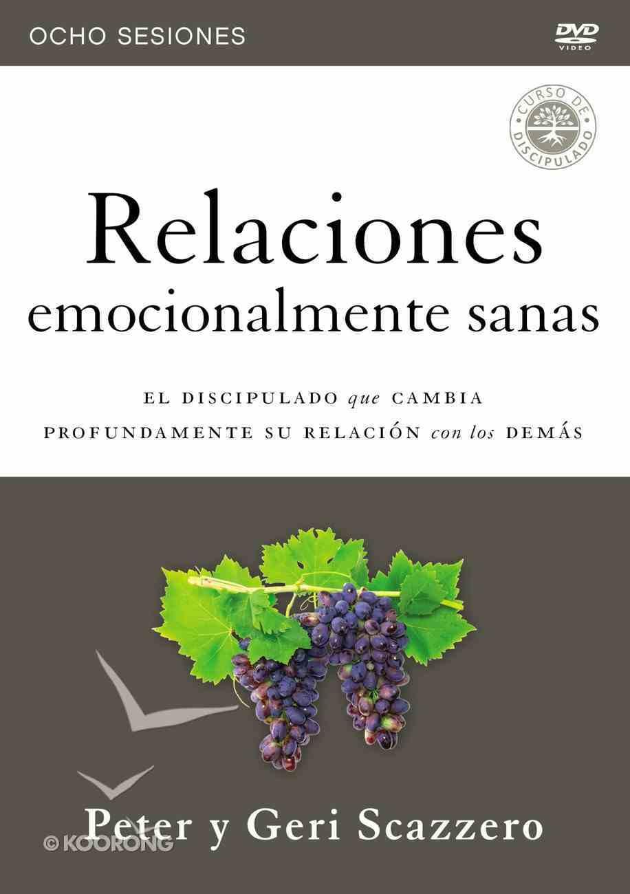Relaciones Emocionalmente Sanas Video De Estudio (Video Study) DVD