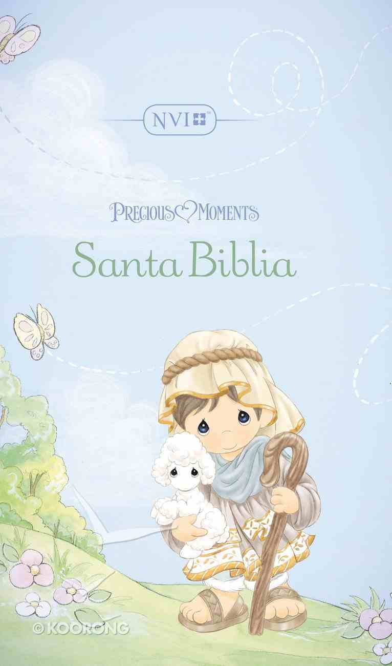 Nvi Santa Biblia Precious Moments Hardback