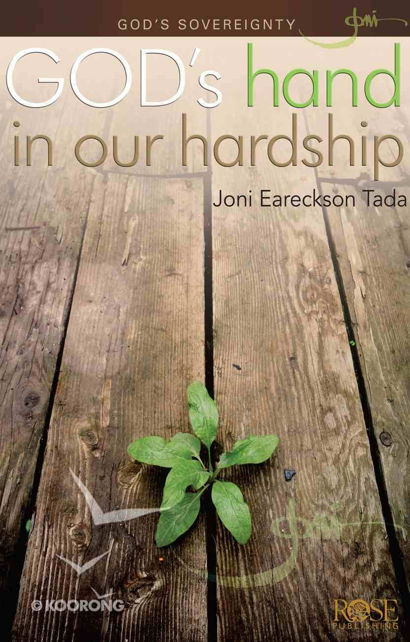 God's Hand in Our Hardship (5 Pack) (Rose Guide Series) Pamphlet