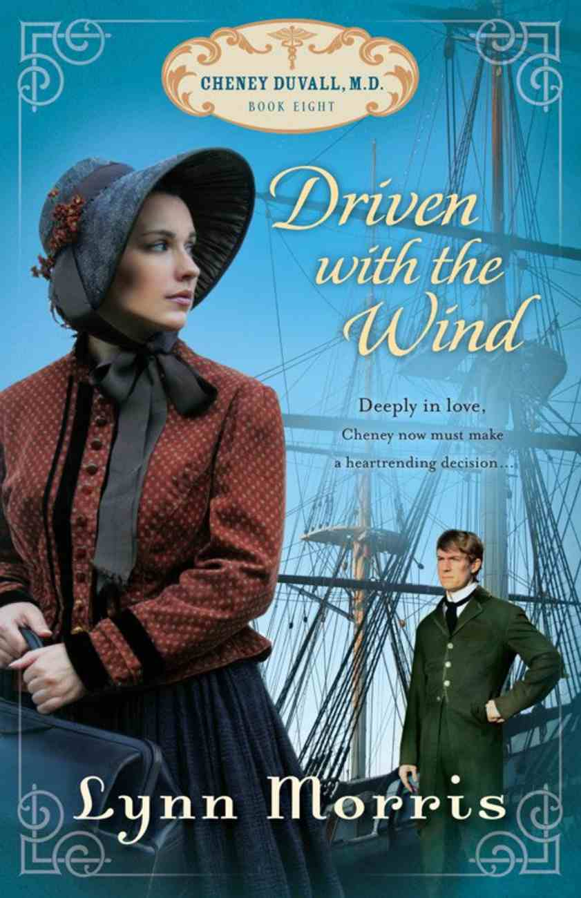 Driven With the Wind (#08 in Cheney Duvall Series) eBook