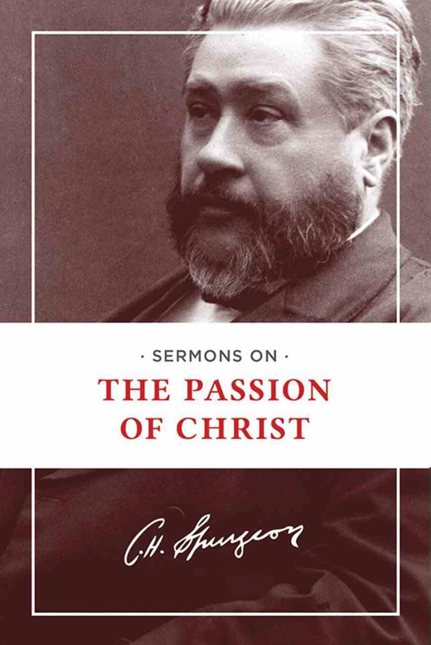Sermons on the Passion of Christ eBook