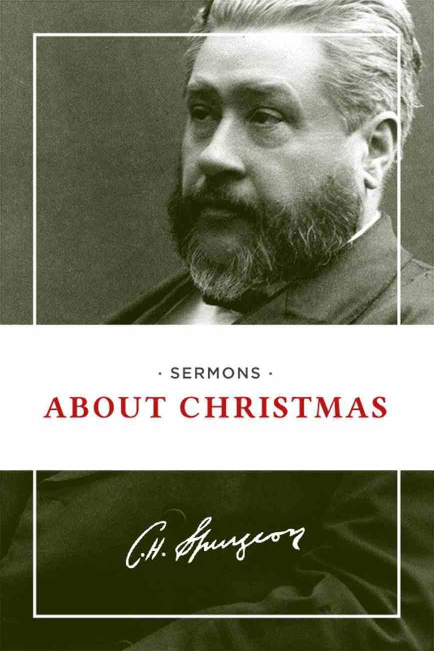 Sermons About Christmas eBook