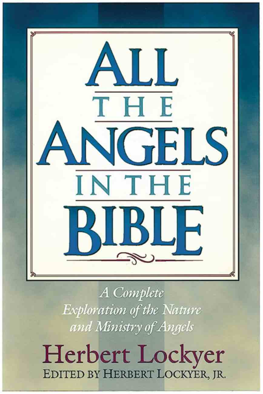 All the Angels in the Bible eBook