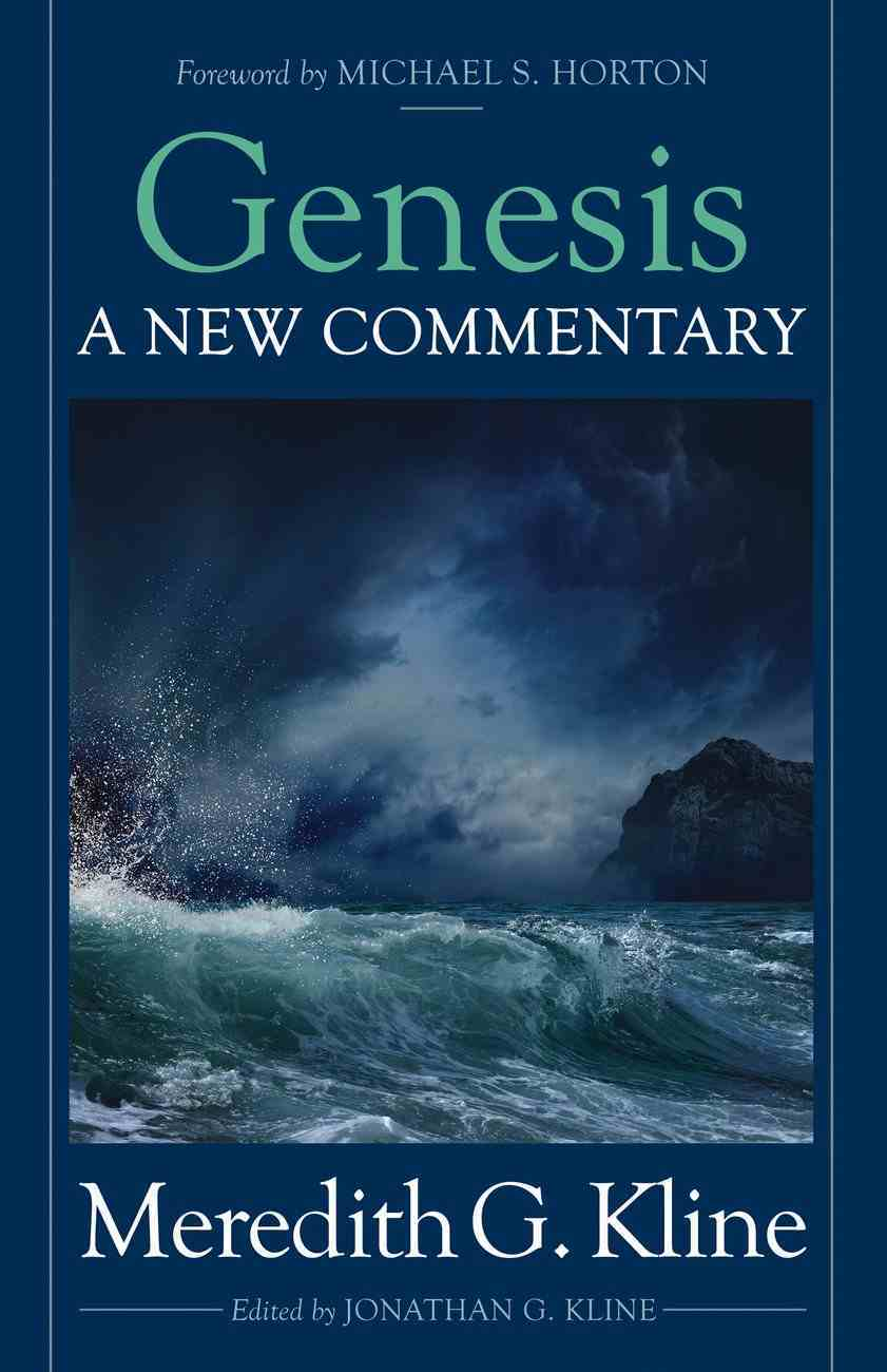 Genesis: A New Commentary eBook