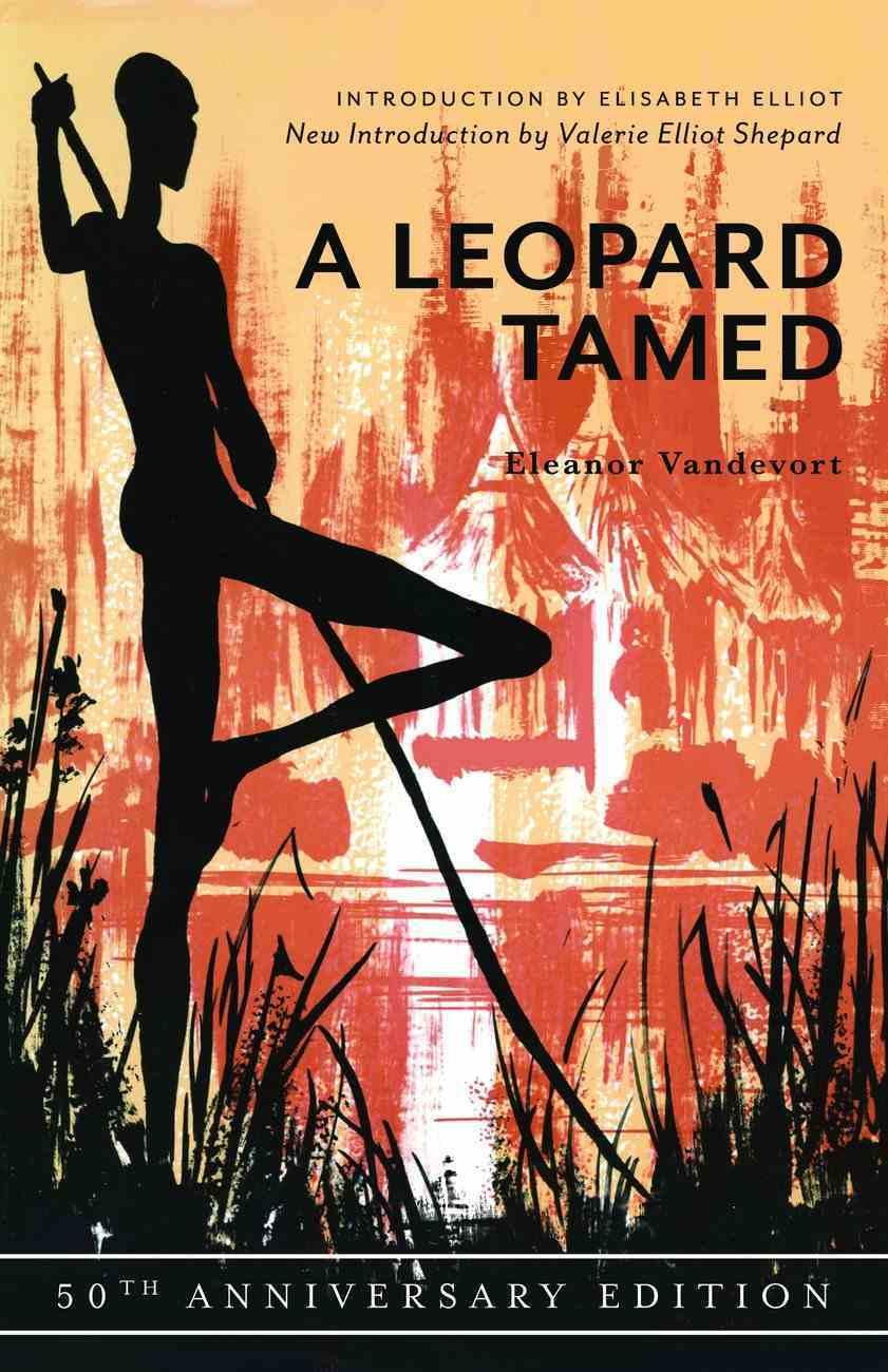 A Leopard Tamed eBook