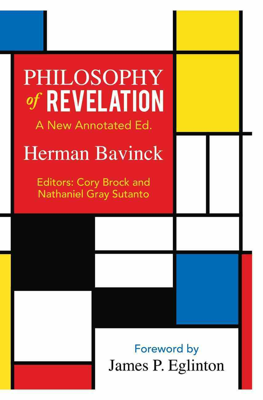 Philosophy of Revelation: A New Annotated Edition eBook