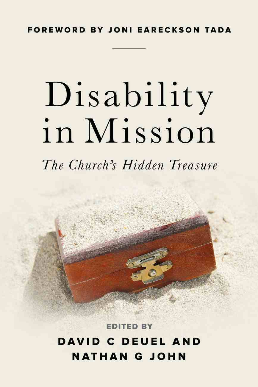 Disability in Mission: The Church?S Hidden Treasure eBook