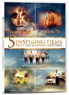 5 Inspiring Films From the Kendrick Brothers Pack (5 Dvd Kendrick Brothers Pack) DVD