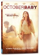 Dvd October Baby image