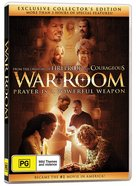 War Room Movie DVD