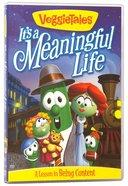 Veggie Tales #40: It's a Meaningful Life (#040 in Veggie Tales Visual Series (Veggietales)) DVD
