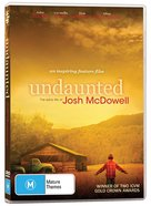 Dvd Undaunted: The Early Life Of Josh Mcdowell image