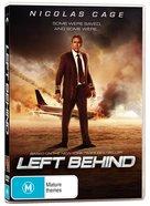 Left Behind Movie (2015) DVD
