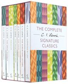 Lewis Signature Classics 7 Book Boxed Set Box
