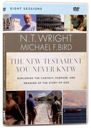 New Testament You Never Knew, the 8 Sessions (Video Study) DVD