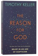 The Reason For God: Belief in An Age of Scepticism Paperback