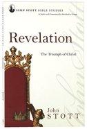 Revelation (John Stott Bible Studies Series) Paperback
