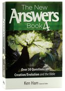 New Answers Book Box Set, the 4-Pack (4 Vols) Box