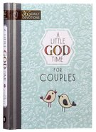 Little God Time For Couples, A: 365 Daily Devotions image