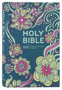 NIV Pocket Floral Bible Hardback