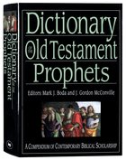 Dictionary of Old Testament Prophets Hardback