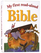 My First Read Aloud Bible image
