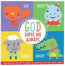 Product: God Loves Me Always Image