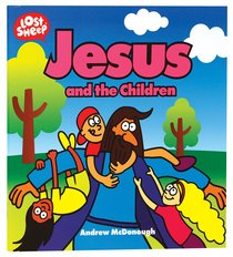 Product: Lsheep: Jesus And The Children Image