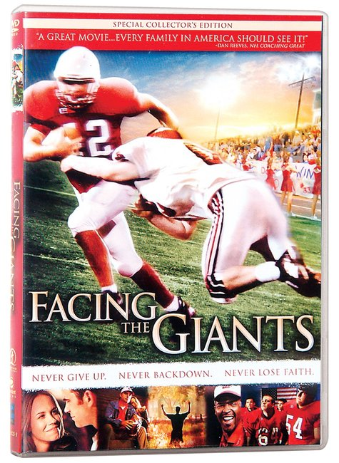 Product: Dvd Facing The Giants Image