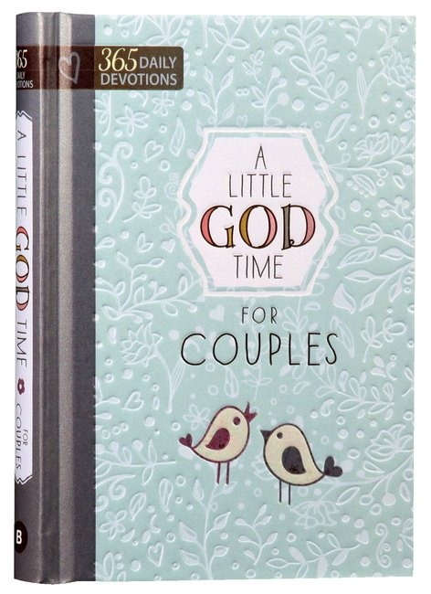 Product: Little God Time For Couples, A: 365 Daily Devotions Image