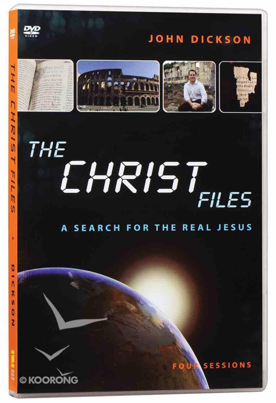 The Christ Files DVD