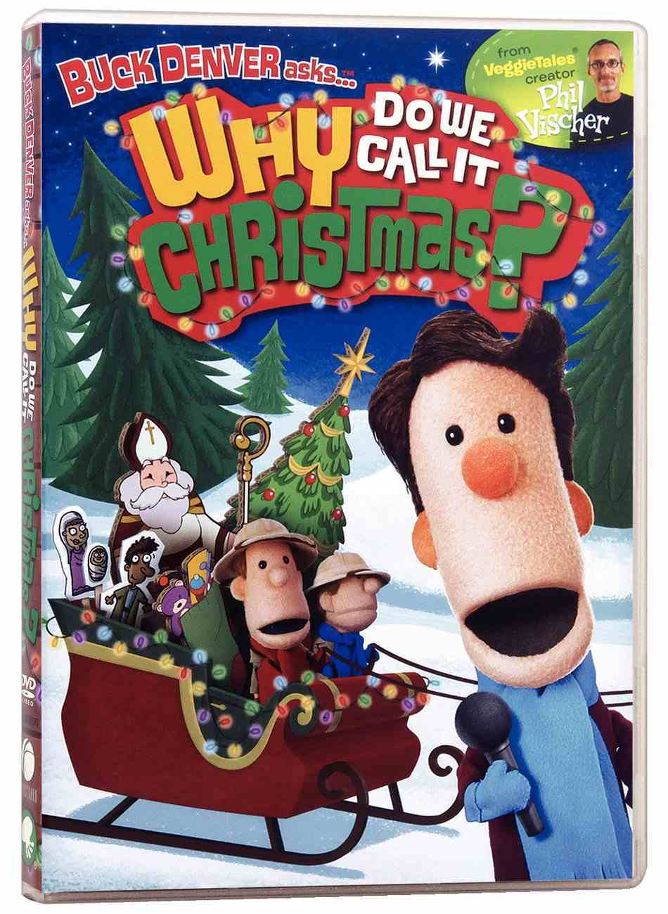 Why Do We Call It Christmas? (What's In The Bible Series) DVD